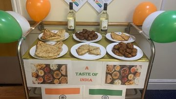 Westwood Lodge brings in a taste of India